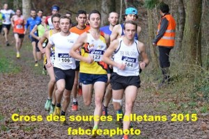 Cross des sources 2015